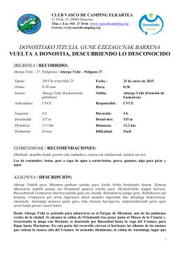 Añorga Txiki - 27 Poligonoa.
