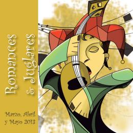ROMANCES Y JUGLARES - Diputación de Segovia