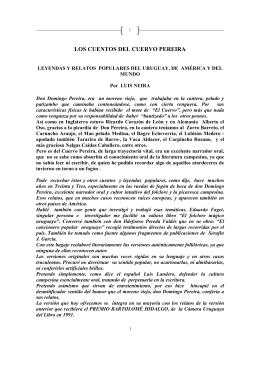 FOLCLORE MÁGICO, de Luis Neira