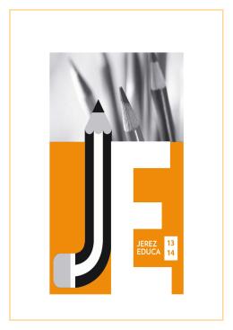 Jerez Educa 2013-2014 - Ayuntamiento de Jerez