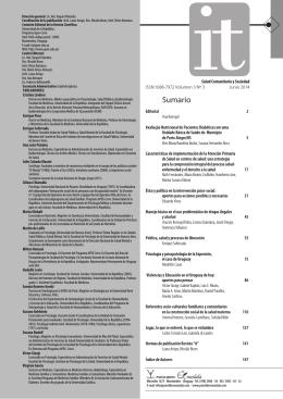 Revista IT Número III