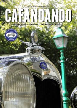 cafandando - Club Amigos del Ford A