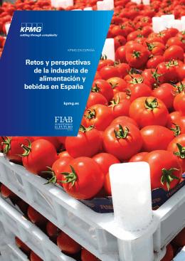 Retos y perspectivas de la industria de alimentación y bebidas en
