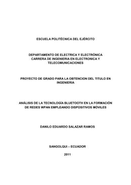 PROYECTO DE GRADO - Repositorio Digital ESPE