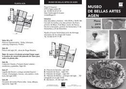 MUSEO DE BELLAS ARTES AGEN