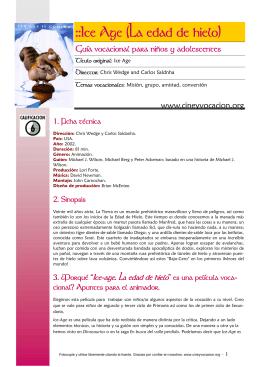 PDF ::Ice Age (La edad de hielo)