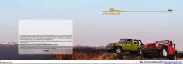 Catálogo del Jeep Wrangler