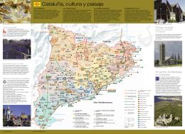 Cataluña, cultura y paisaje