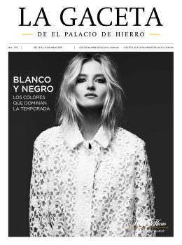 BLANCO Y NEGRO - La Gaceta PH