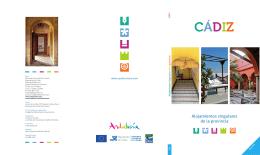 Alojamientos Singulares de la Provincia de Cadiz