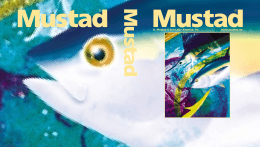1 - Mustad