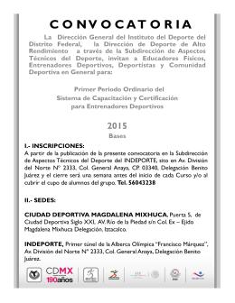 Copia de CONVOCATORIA SICCEDeporte2015PRIMER PERIODO 2