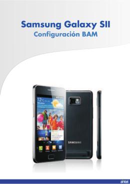 Configuración BAM