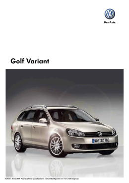 Golf Variant