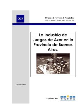 OJF-PBA - Cámara Argentina de Salas de Casino, Bingo y Anexos