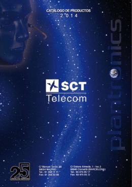 L I B R E S - SCT Telecom