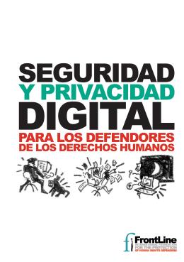 Español - Front Line Defenders