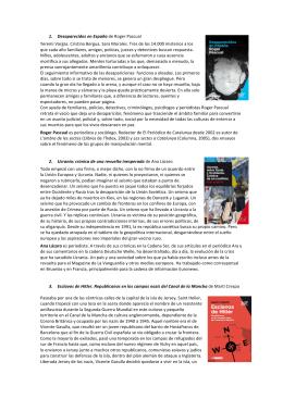 1. Desaparecidos en España de Roger Pascual Yeremi Vargas