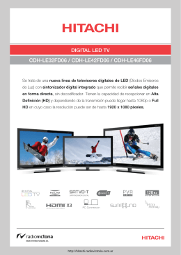 1.Fichas PDF_Digital LED TV 32_42_46