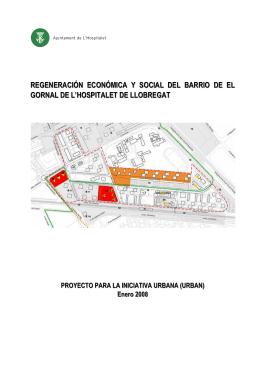 Proyecto Regeneración económica y social del barrio de El Gornal