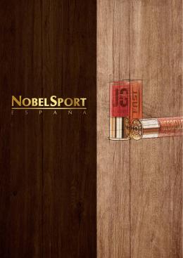 Nobel Sport pdf | 7.58 MB El catálogo con todas las