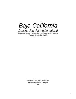 Baja California - Facultad de Derecho