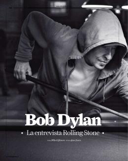 La entrevista Rolling Stone