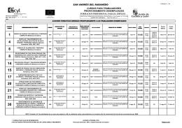 CONVOCATORIA CFO SAN ANDRES 2014_06_11