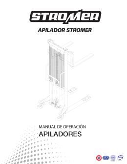 Manual Original Apilador sdja