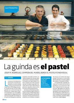 Ver PDF - La Pastisseria Barcelona