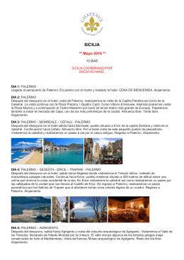 SICILIA - CHATEAUX