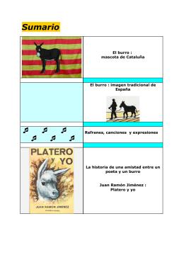El burro - Collège Les Lentillères