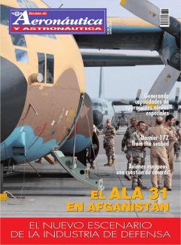 Revista Aeronáutica y Astronáutica de abril de 2015