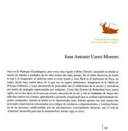 Juan Antonio Usero Moreno