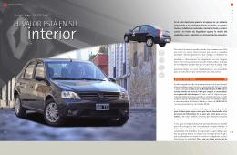 Renault Logan 1.6 16V Luxe . El valor está en su