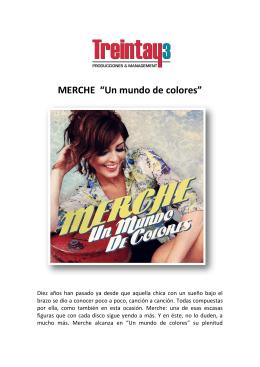 """MERCHE """"Un mundo de colores"""" - Cartagena Actualidad"""