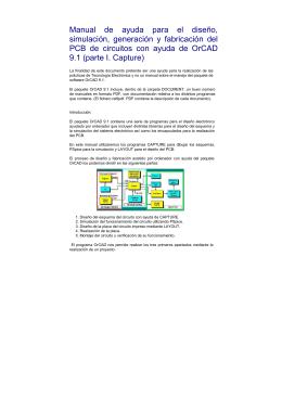 Manual de ayuda para el dibujo simulacion y diseño