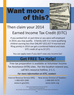 What is EITC?