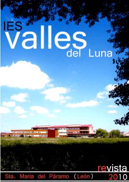 Revista del centro - ies valles del luna