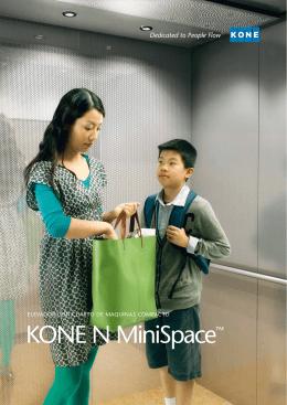 KONE N MiniSpace™