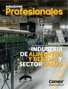 INDUSTRIA DE ALIMENTOS YBEBIDAS Y SECTORSALUD
