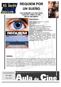 Requiem por un Sueño - Aula de Cine de la ULPGC