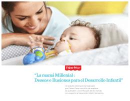 """""""La mamá Millenial : Deseos e Ilusiones para el - Fisher"""
