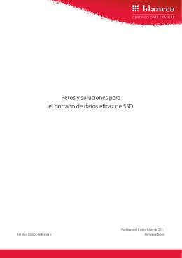 Retos y soluciones para el borrado de datos eficaz de SSD
