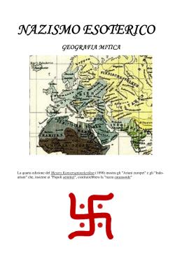 NAZISMO ESOTERICO