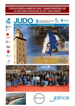 copa de europa junior de judo / junior european cup