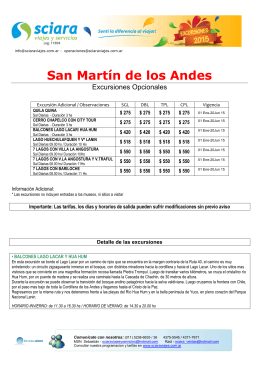 San M. ANDES