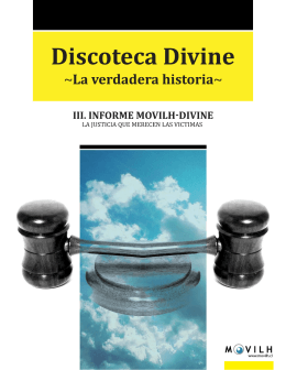 1 Discoteca Divine / La verdadera historia
