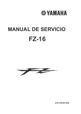Z16 ESPAÑOL COREL - Club FZ16 Argentina
