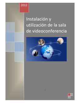Instructivo_Instalación y utilización de la sala de videoconferenciaV3